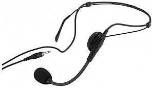 IMG Stage Line Mikrofon nagłowny HSE-86 4007754181999
