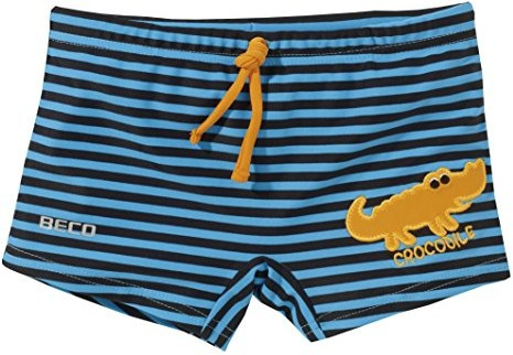Beco Aqua kąpielówki chłopięce, motyw: krokodyl, wielokolorowa 5301-99-92_99_92