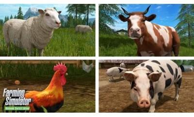 Farming Simulator 17 Edycja Platynowa NSWITCH