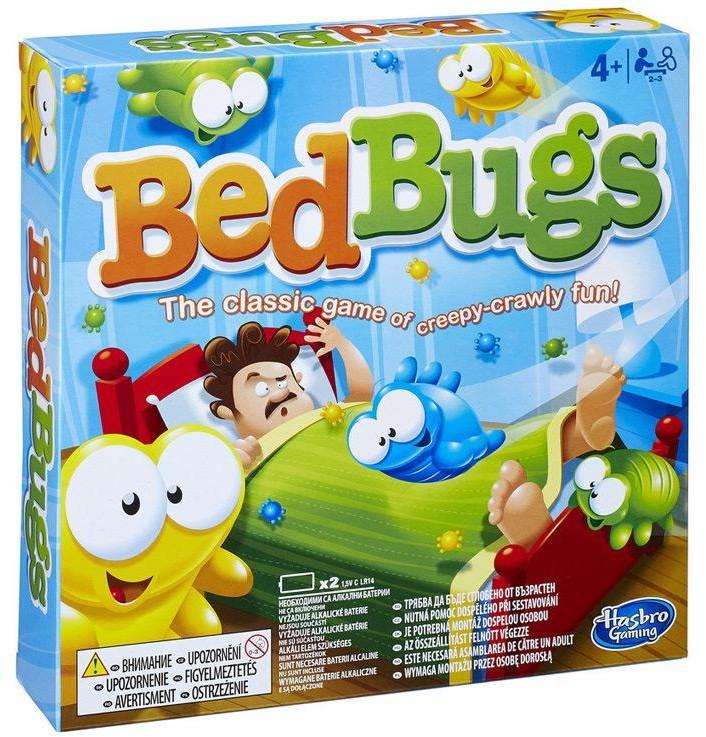 Hasbro BedBugs E0884