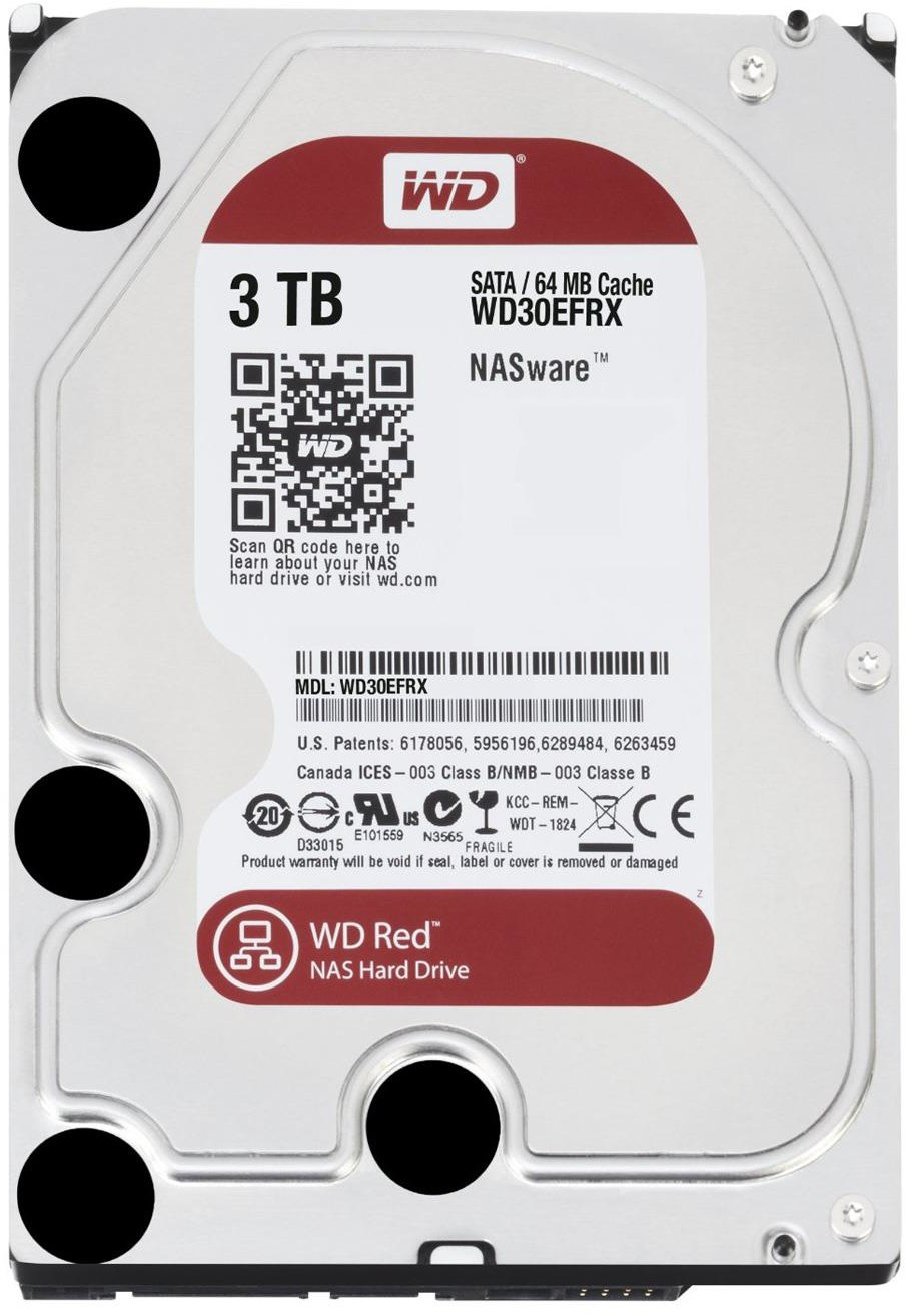 Western Digital Caviar Red 3TB WD30EFRX