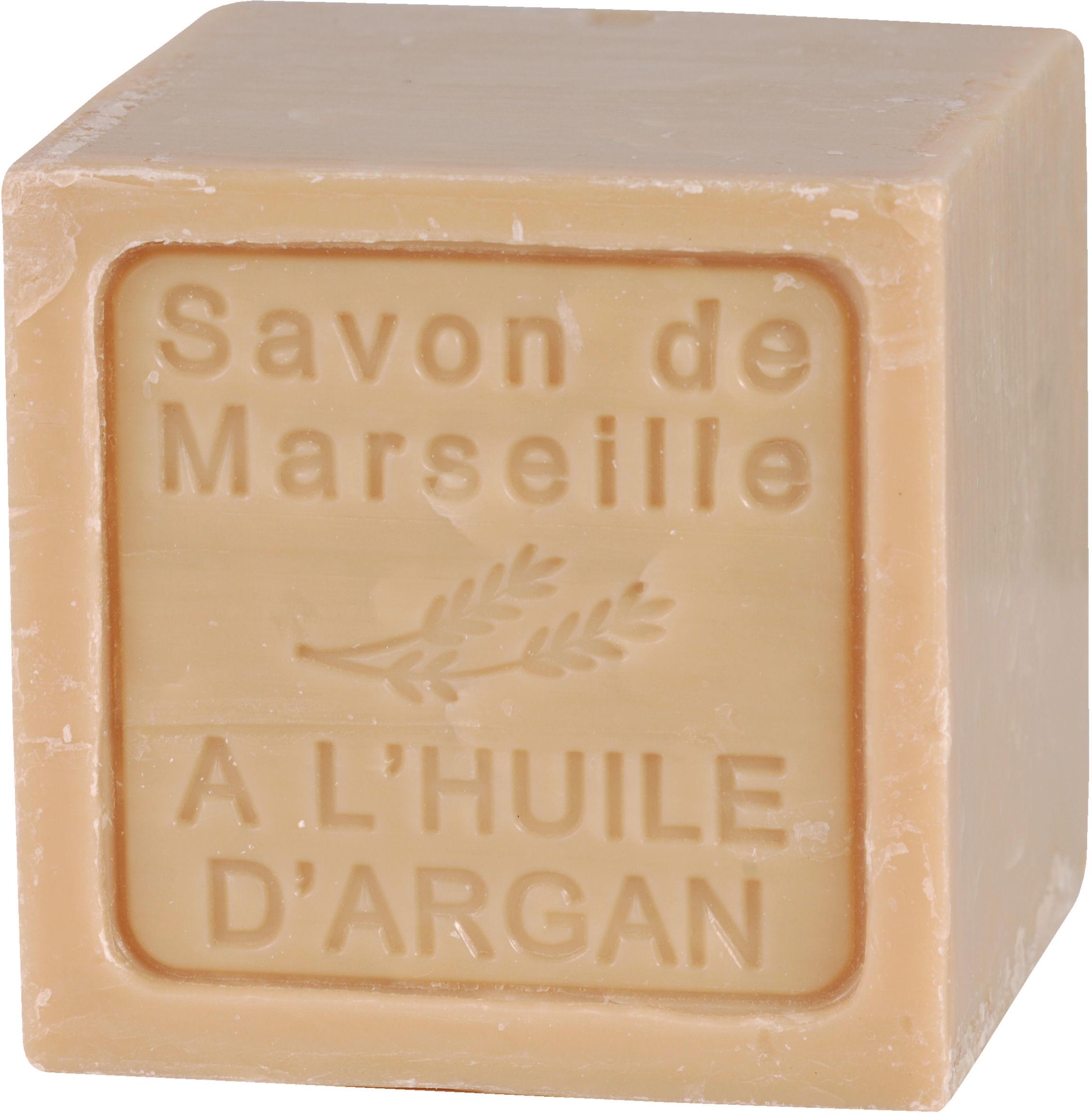 Le Chatelard Mydło Marsylskie z olejem arganowym 300g