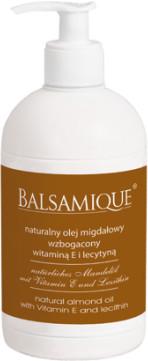 Balsamique Naturalny olej do masażu ze słodkich migdałów
