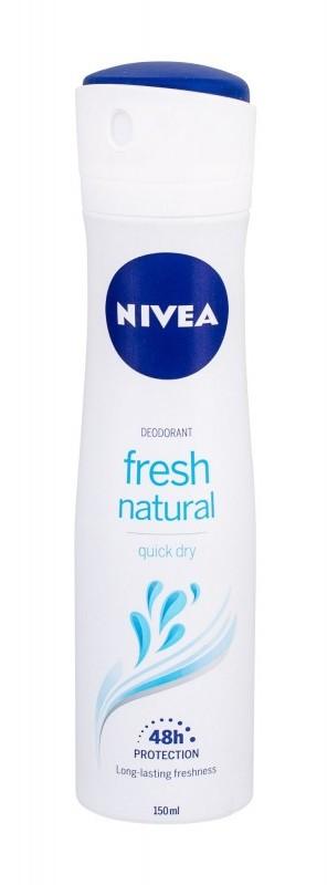 Nivea Antyperspirant Fresh Natural 150 ml Damskie