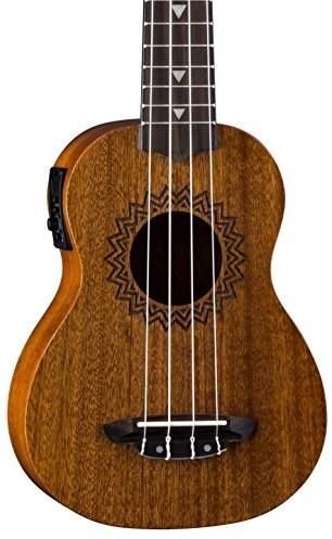 Luna Guitars ukevmsel Ukulele