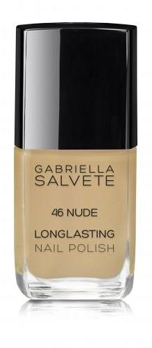 Gabriella Salvete Longlasting Enamel lakier do paznokci 11 ml 46 Nude