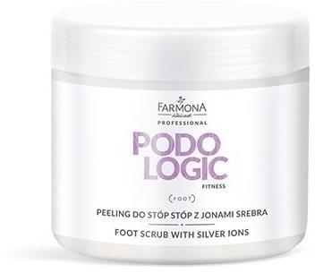 Farmona Professional Podologic Fitness Peeling Do Stóp Z Jonami Srebra 690g