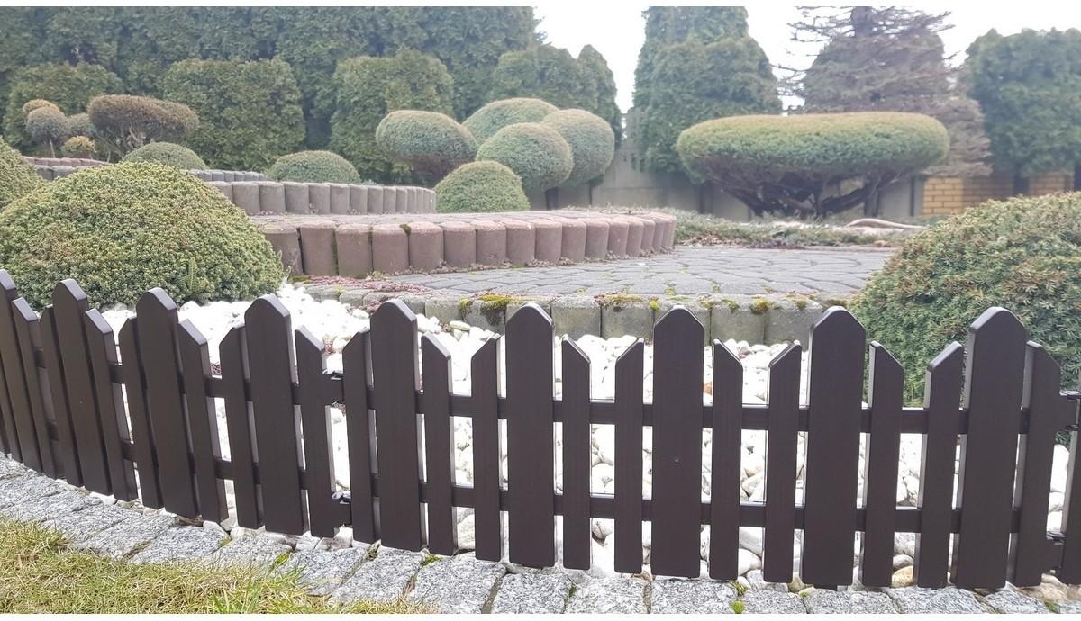 Vidaxl ogrodowy Home brązowy, 2,3 m