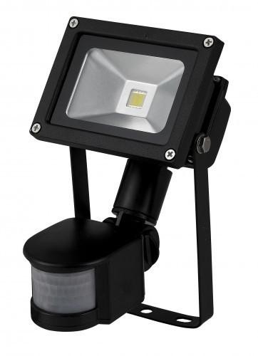 ZeXt Naświetlacz LED 10W/230V 6400K z czujnikiem ruchu C06-MH01-LED-PIR-64