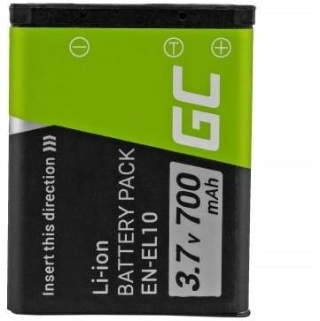 NIKON Green Cell Akumulator Green Cell EN-EL10 do Coolpix CB57