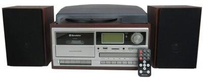 Roadstar HIF-8892 Drewno