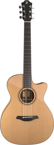 Furch Blue OMc-CM LR Baggs SPE gitara elektro akustyczna