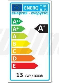 LED Line Żarówka E27 170-250V 13W 1300lm 4000K A65 DIM biała dzienna 470263