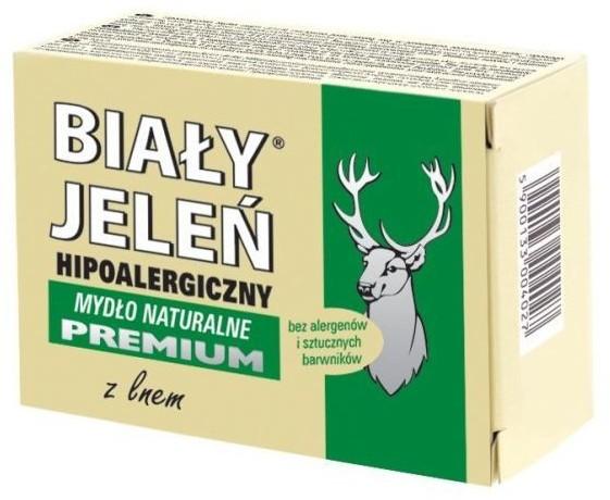Pollena Premium, hipoalergiczne mydło w kostce kartonik, 100 g
