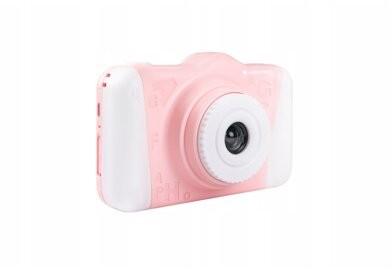 AgfaPhoto Reali Kids Cam 2 Różowy