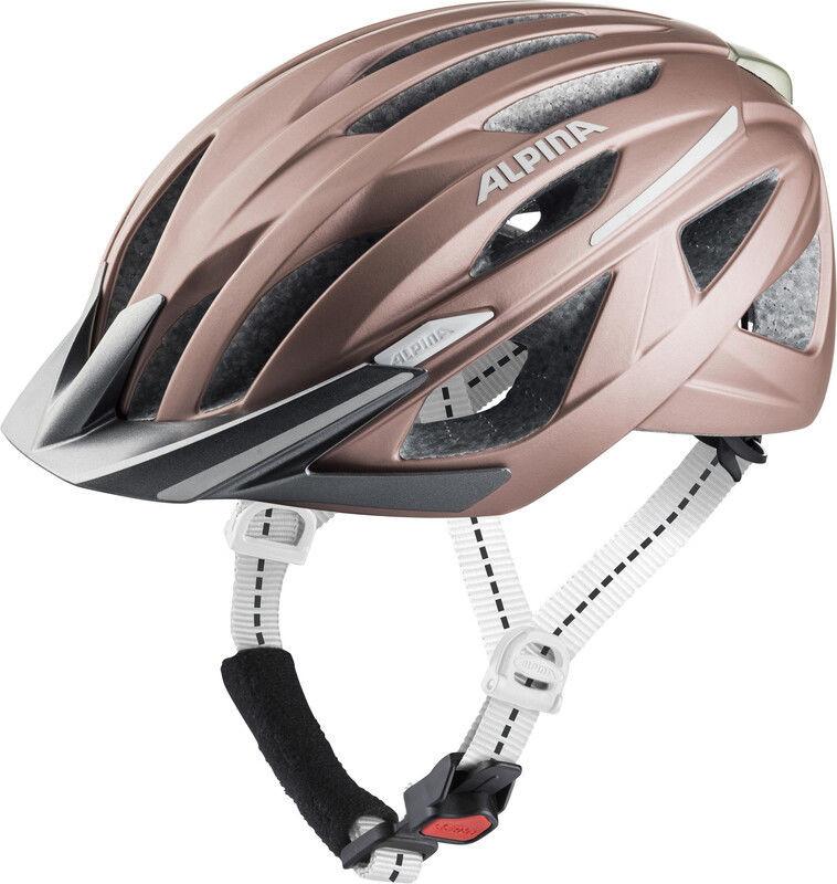 Alpina Haga Kask, rose matt 51-56cm 2020 Kaski rowerowe A9742 1 50