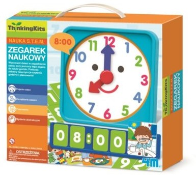 4M zegarek naukowy