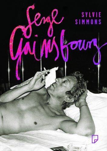Marginesy Serge Gainsbourg - Simmons Sylvie