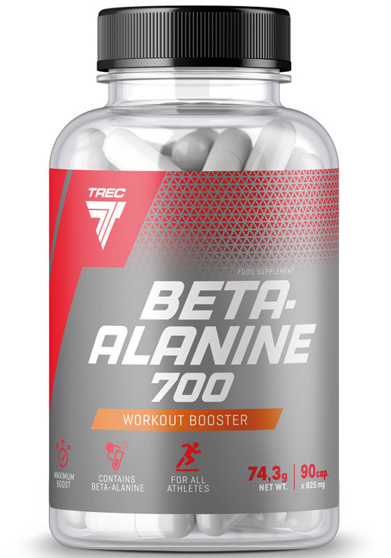 Trec Beta-Alanine 700 90caps