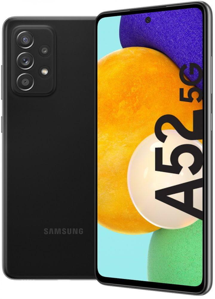 Samsung Galaxy A52 5G 128GB Dual Sim Czarny