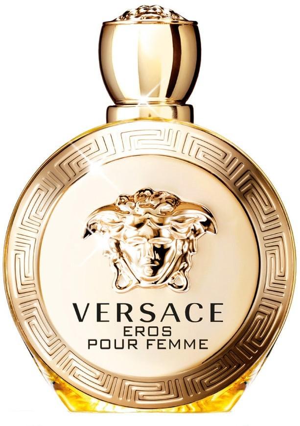 Najładniejsze perfumy damskie dla 60 latki Versace