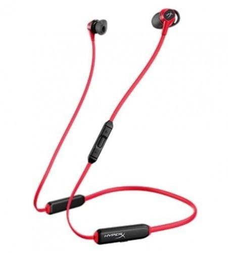 HyperX Słuchawki Cloud Earbuds douszne bezprzewodowe Bluetooth HEBBXX-MC-RD/G