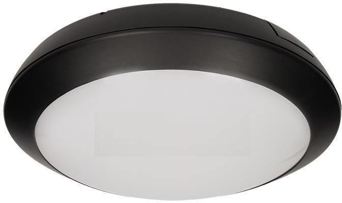 Orno Plafon PL-6044BLPMM4 Bryza LED z czujnikiem ruchu Czarny