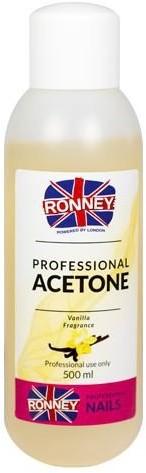 Ronney Ronney Aceton Do Paznokci Vanilla 500ml