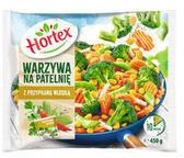 HORTEX Warzywa na patelnię z przyprawą włoską