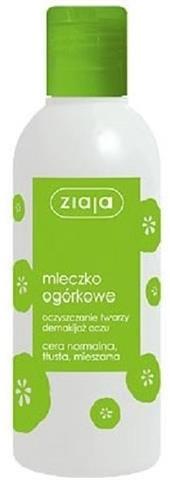 Ziaja Ziaja Mleczko ogórkowe do demakijażu 200ml 54401-uniw