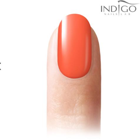 Indigo Indigo Sicilian Orange Gel Polish 7ml INDI474
