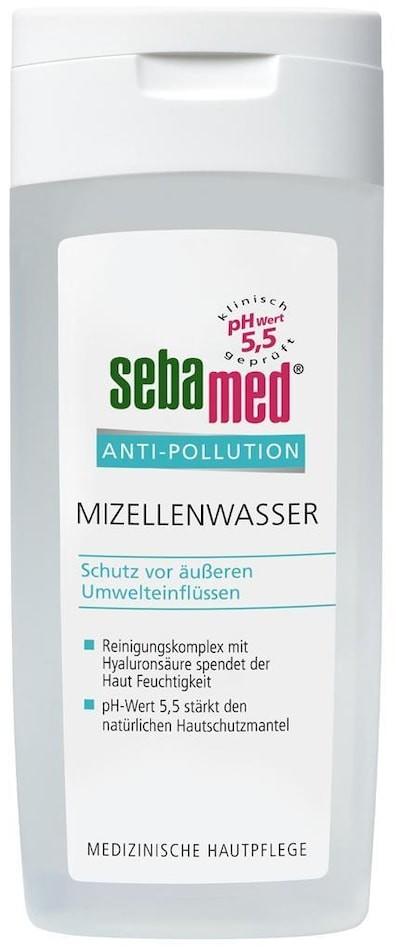Dla Sebamed Sebamed skóry suchej Anti-Pollution 200 ml