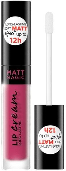 Eveline Matt Magic Lip Cream pomadka do ust w płynie 06 Soft Purple 4.5ml