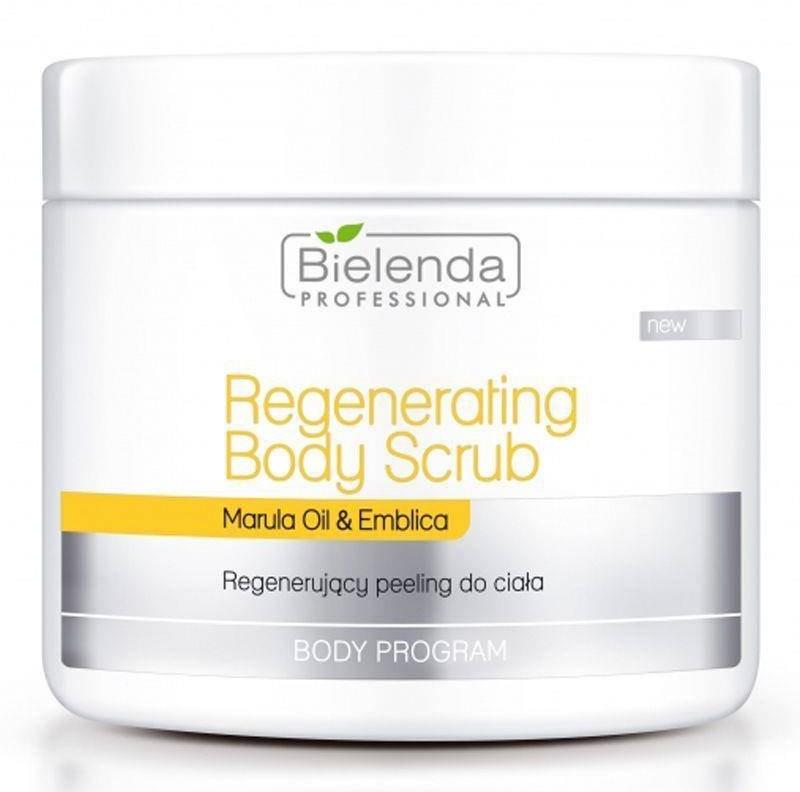 Bielenda PROFESSIONAL regenerujący peeling do ciała 550 g P122018