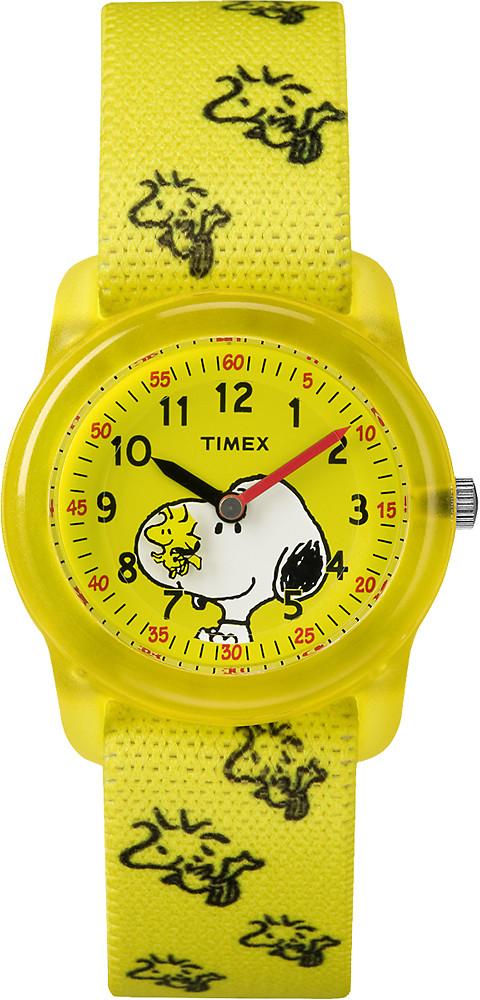Timex Peanuts Snoopy&Woodstock TW2R41500