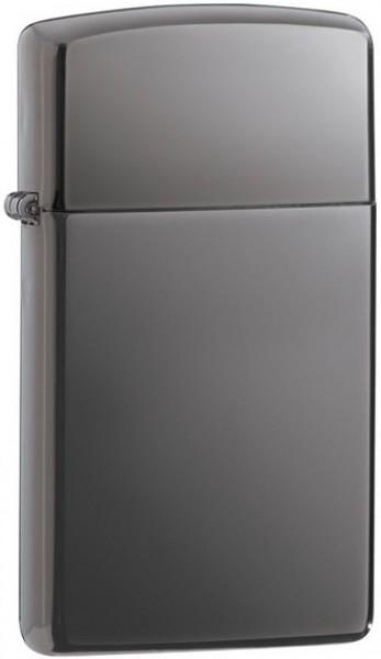 Zippo 20492 Slim Black Ice zapalniczka OUTLET