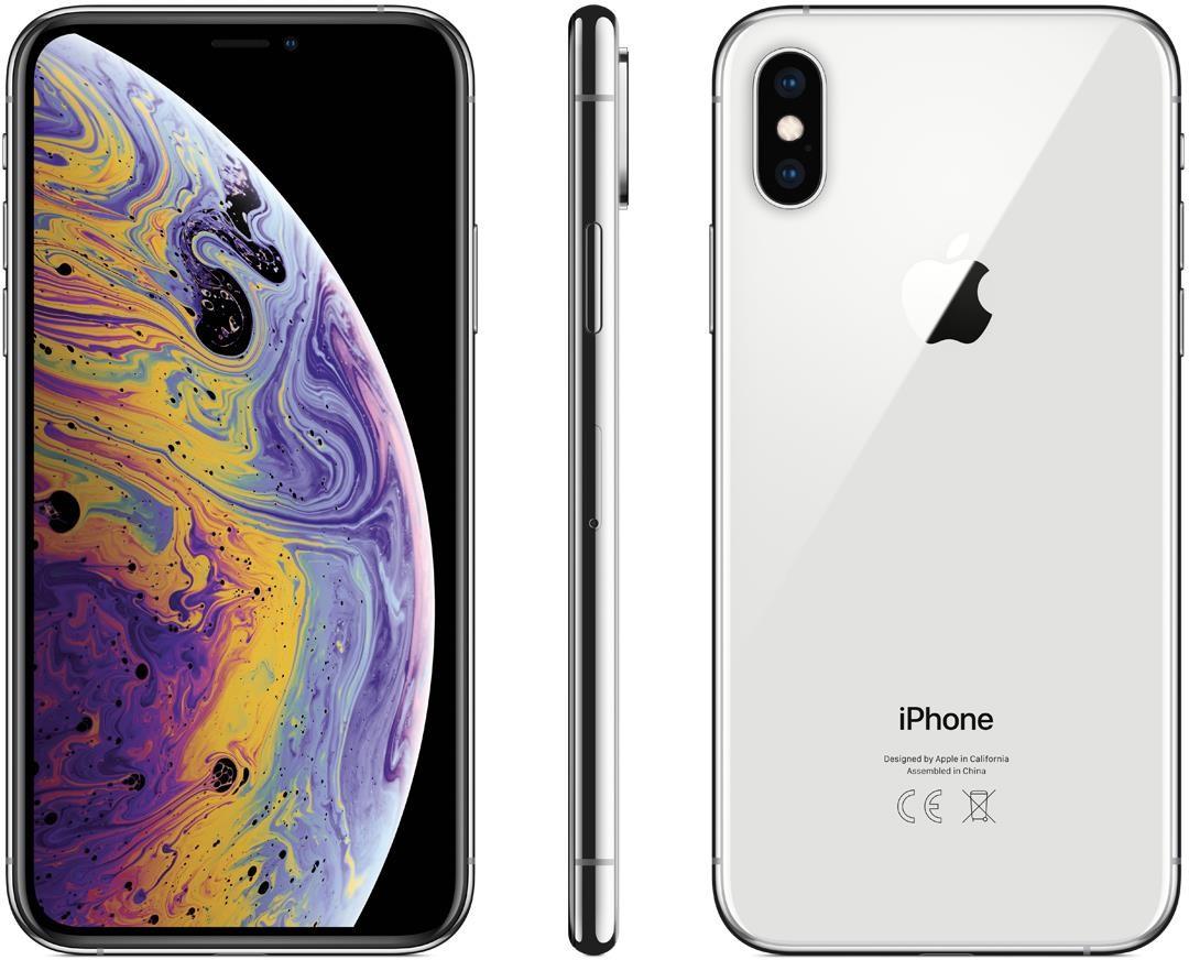 Apple iPhone Xs 64GB Srebrny (MT9F2PM/A)