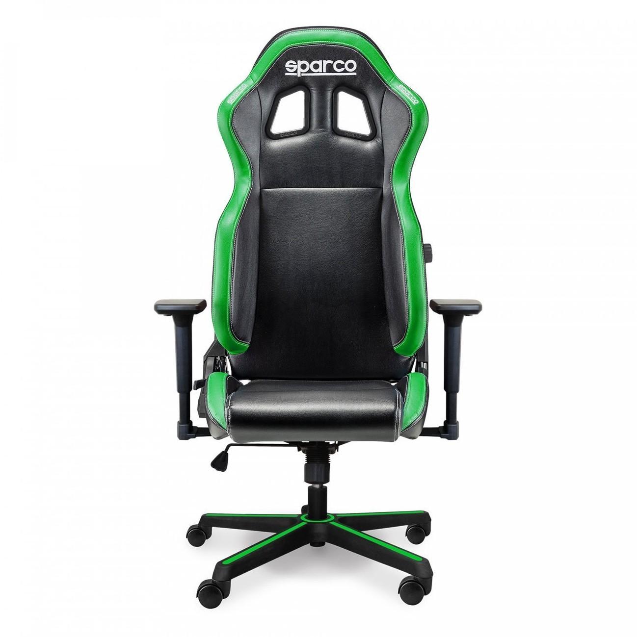 Sparco ICON czarno-zielony (00998NRVD)