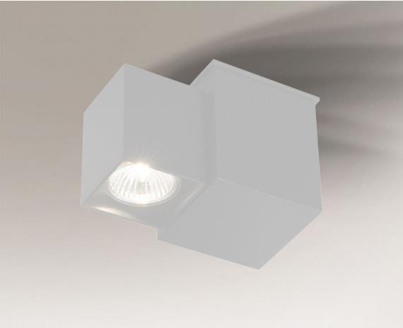 Shilo Reflektor BIZEN 7215 biały 7215