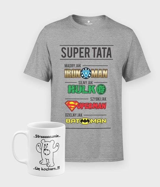 MegaKoszulki Pakiet Super Tata