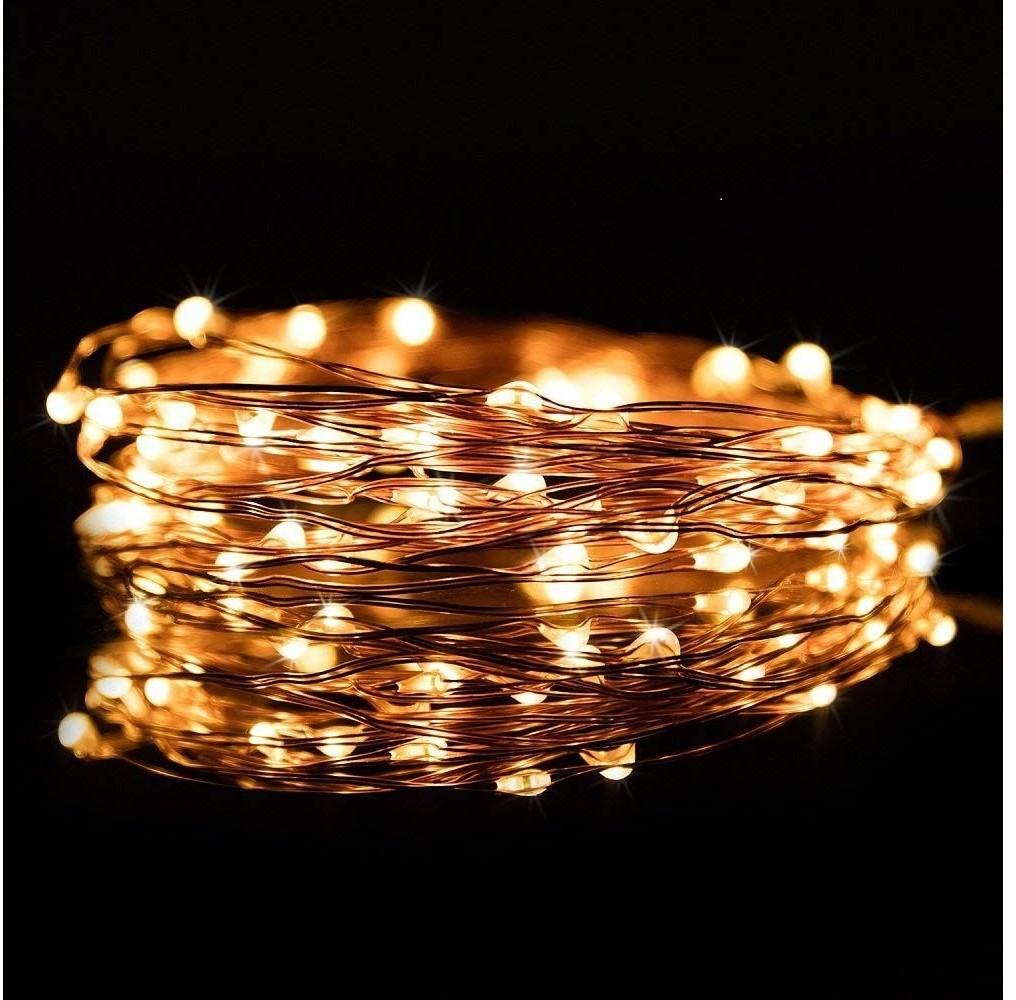 Baterie Centrum LED Łańcuch świąteczny 5,4 m 50xLED/3xAA 2700K
