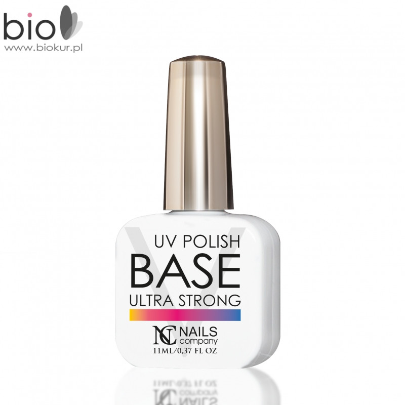 Nails Company Vitamin Base Ultra Strong 11 ml BASE ULTRA STRONG 11ML