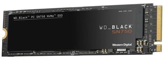 Western Digital SN750 500GB WDS500G3X0C-00SJG0