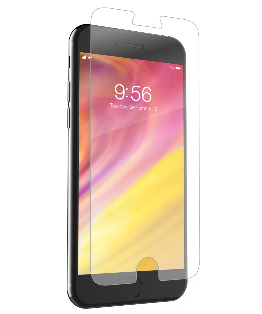ZAGG Invisible Shield Glass+ szkło ochronne do iPhone 6/7/8 Dożywotnia gwarancja ISZAGG7