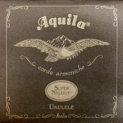 Aquila Super Nylgut Ukulele Strings, Ivory 100U