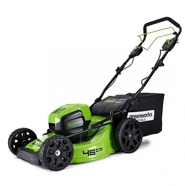 Greenworks 2502907UC (GR2502907UC)