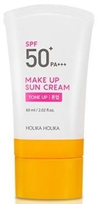 Holika Sunshine Makeup Sun Cream Krem przeciwsłoneczny z wysokim filtrem UV 60ml 35993-uniw