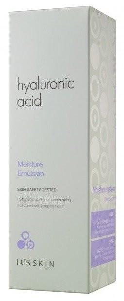 ITS SKIN Hyaluronic Acid Moisture Emulsion Intensywnie nawilżająca emulsja do twarzy 150ml 45008-uniw