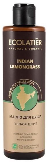 Ecolatier Ecolatier Nawilżający olejek pod prysznic Indyjska Trawa Cytrynowa 250ml
