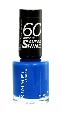Rimmel London London 60 Seconds Super Shine lakier do paznokci 8 ml dla kobiet 500 Caramel Cupcake